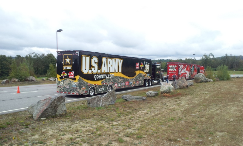 Green Flag At New Hampshire Motor Speedway Our Rv Journey